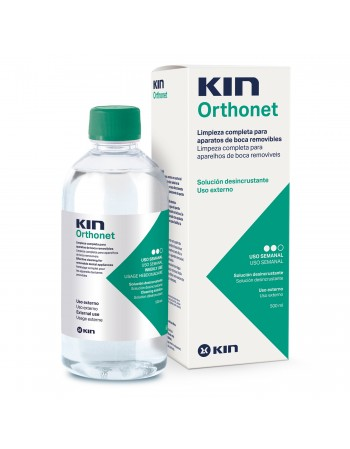 KIN ORTHONET DESINCRUST. SOL. 500 ml
