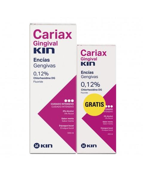 CARIAX GINGIVAL ENJ.500+250 ml GRAT