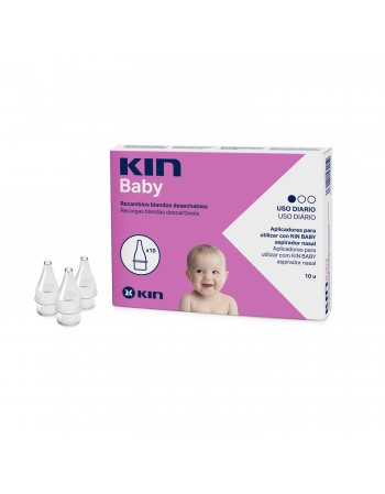 KIN BABY SOFT DISPOSABLE REFILLS