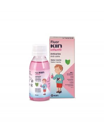FLUORKIN INFANTIL ENJUAGUE SEMANAL 100 ml