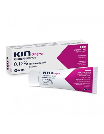 KIN GINGIVAL TOOTHPASTE 75ml (CN)