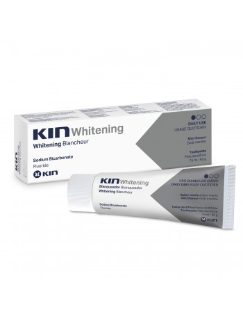 KIN WHITENING TOOTHPASTE 75 ml (CN)