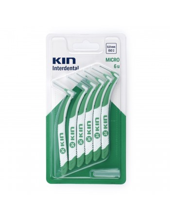 KIN CEPILLO INTERDENTAL MICRO 0,9