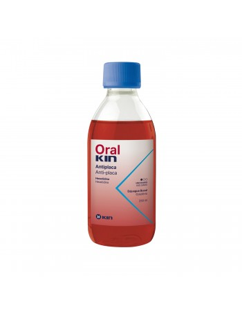 ORALKIN ENJUAGUE 250 ml